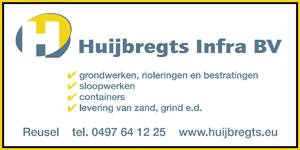 huijbregts infra 2020 On
